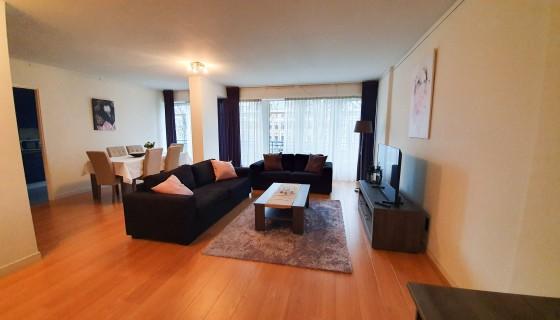 Zeestraat 179 , unfurnished 2 bedroom in Willemspark building,newly renovated