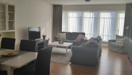 Zeestraat 141 , Nice light 2 bedroom fully furnished apartment in Willemspark building
