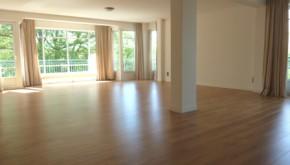 Per 1 mei :Zeestraat 189, geheel gerenoveerde bakamers en keukens appartement op Willemspark